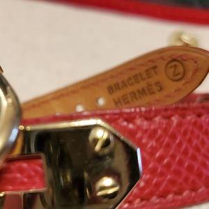 Hermes Accessories - HERMÈS Kelly Watch